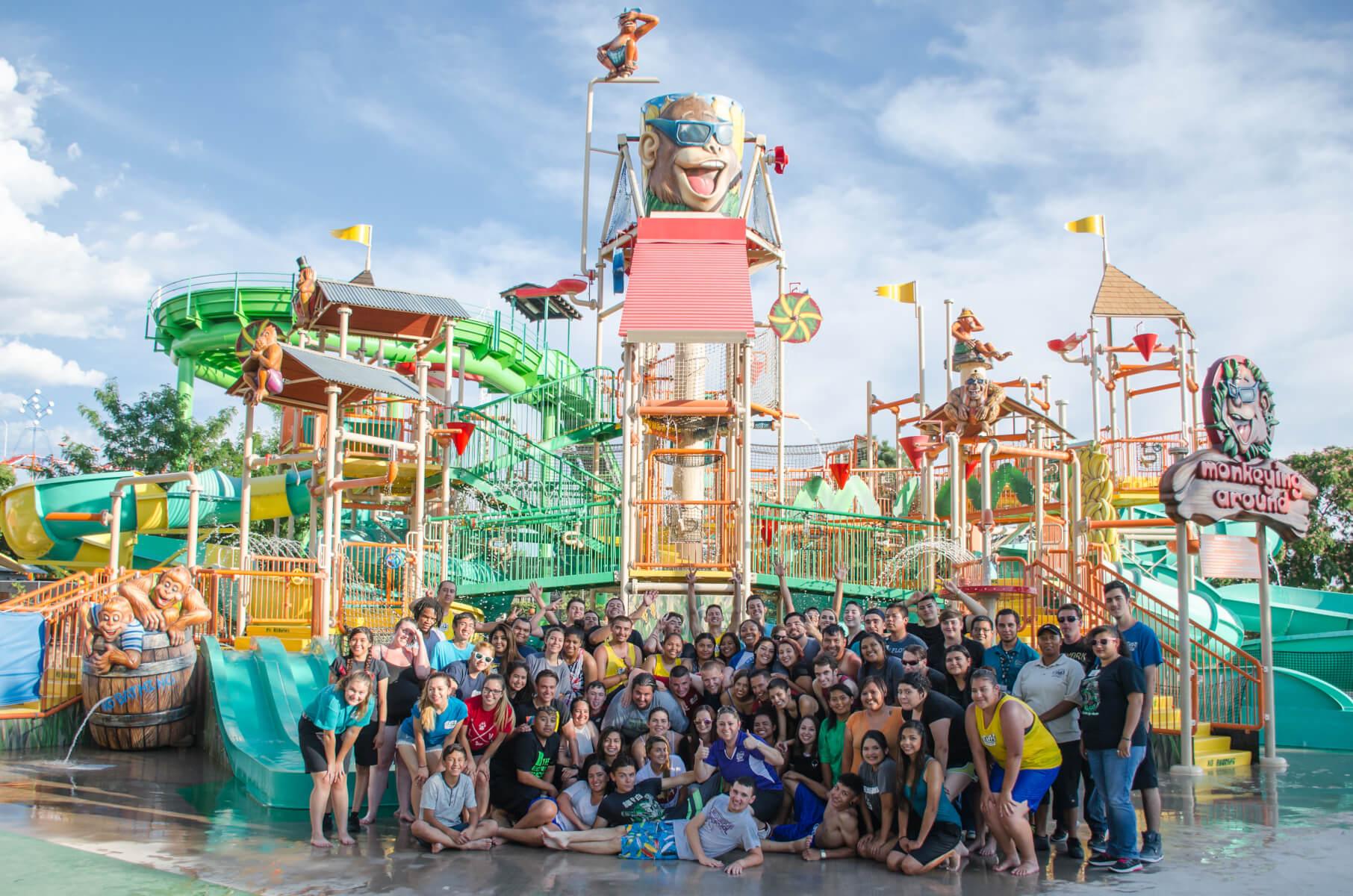 jobs cliff s amusement park