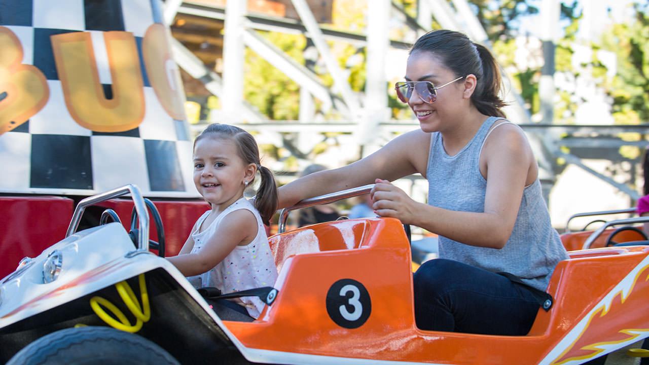 Baja Buggy Ride at Cliffs Amusement Park